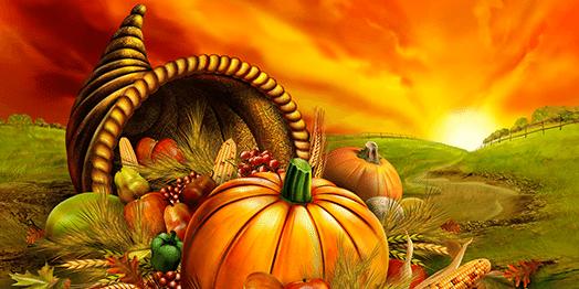 General Air Thanksgiving outreach event