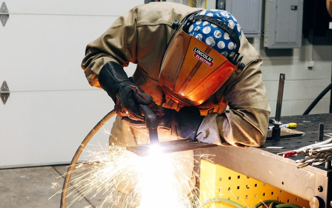 Plasma Cutting May Be Your Cutting Answer