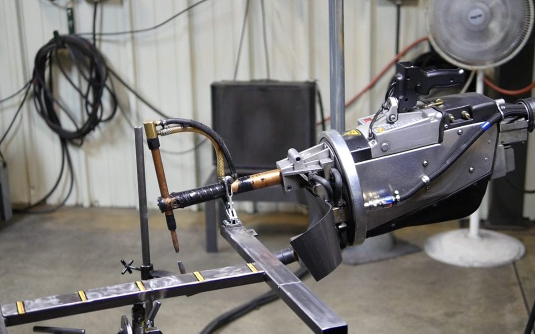 Robotic Welding Procedure Optimization